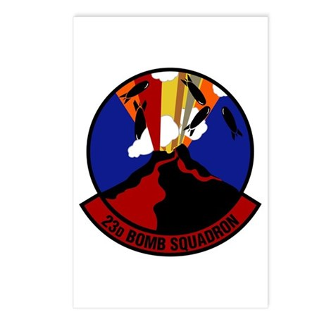 23rd Bomb Squadron Postcards (Package of 8)