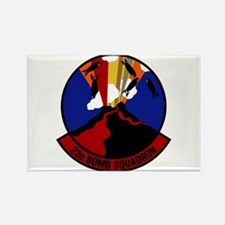 23rd Bomb Squadron Rectangle Magnet