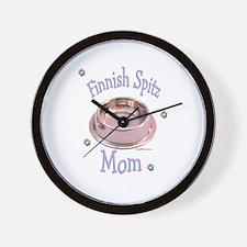 Spitz Mom Wall Clock