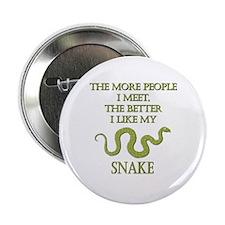 "Like My Snake 2.25"" Button"