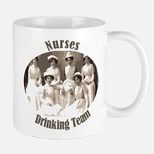 Nurses Drinking Team Mug