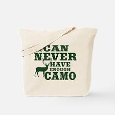 Hunting Camo Humor Tote Bag