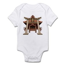 Japan Shrine Infant Bodysuit