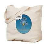 Bird Online Tote Bag