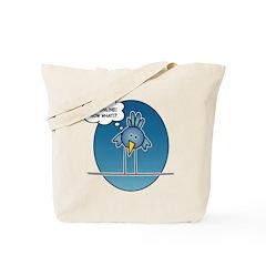 Bird Online Tote Bag