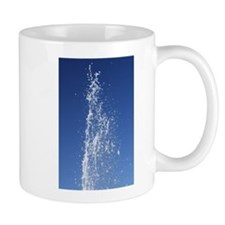Jet Of Water Frozen In Time Mug