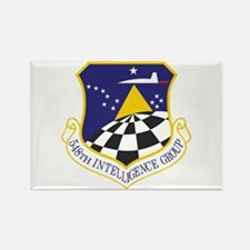 548th Intelligence Group Rectangle Magnet