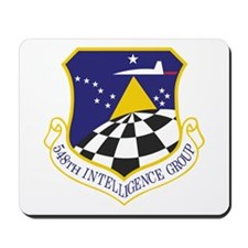 548th Intelligence Group Mousepad
