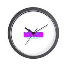 Vixen Blossom Wall Clock