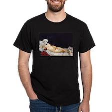 Reclining Dolly T-Shirt