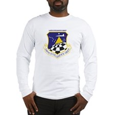 548th Intelligence Group with Text Long Sleeve T-S
