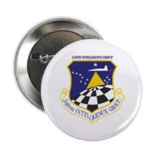 "548th Intelligence Group with Text 2.25"" Button"