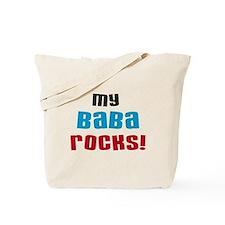 My Baba Rocks Tote Bag