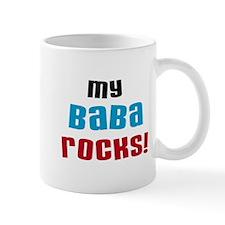 My Baba Rocks Mug