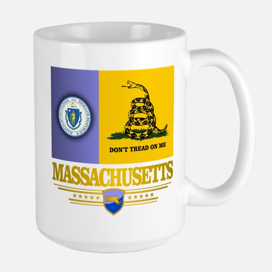 Massachusetts Gadsden Flag Mug