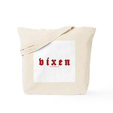 Vixen Tote Bag