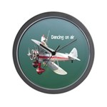 Dancing on Air Wall Clock
