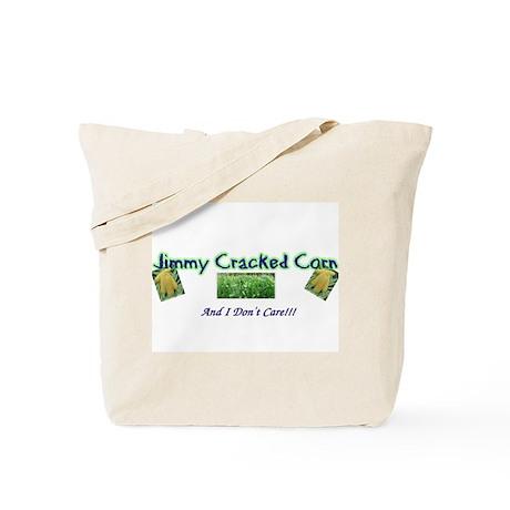 Jimmy Cracked Corn Tote Bag