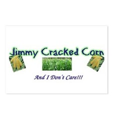Jimmy Cracked Corn Postcards (Package of 8)