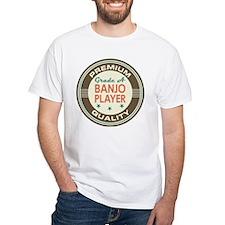 Banjo Player Vintage Shirt