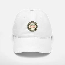 Banjo Player Vintage Baseball Baseball Cap