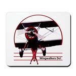Wingwalkers Do! Mousepad