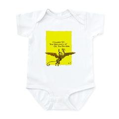 Flying Monkeys Infant Bodysuit