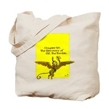 Flying Monkeys Tote Bag