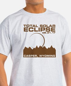 Funny Casper wyoming T-Shirt