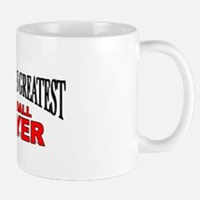 """The World's Greatest Foosball Player"" Mug"