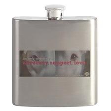 Not A Monster Flask