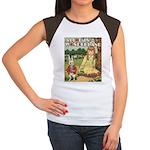 Gordon Robinson Women's Cap Sleeve T-Shirt