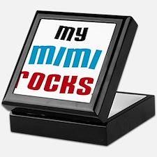 My Mimi Rocks Keepsake Box