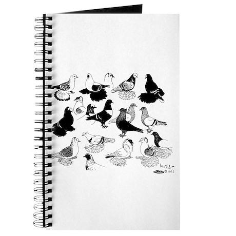 Saxon Color Pigeons Journal