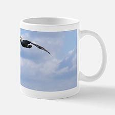 Pelican in Flight Mug