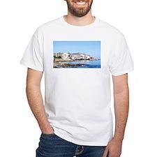 Monterey Beach Buildings T-Shirt