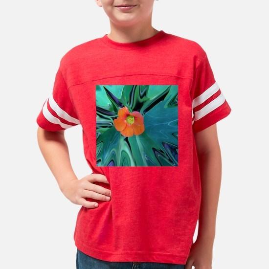3-Nasty smush copy Youth Football Shirt