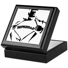 SUPERDAD! Keepsake Box
