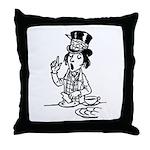 A. L. Bowley Throw Pillow