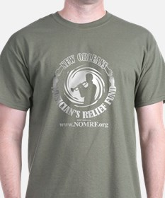 NOMRF Logo on Any Color T-Shirt