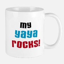My Yaya Rock Mug