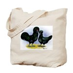 Crevecoeur Chickens Tote Bag