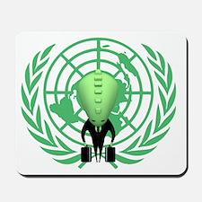Alien Business Mousepad