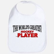 """The World's Greatest Hockey Player"" Bib"