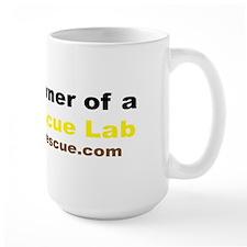 Proud Owner Tri-Color Mug