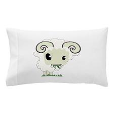 Cartoon Sheep Pillow Case
