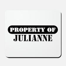 Property of Julianne Mousepad