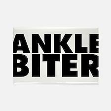 Ankle Biter Rectangle Magnet