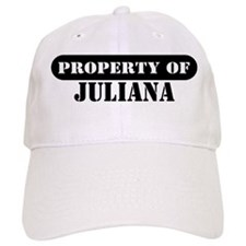 Property of Juliana Baseball Cap