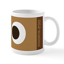 Full Face Dookie-Poo Mug